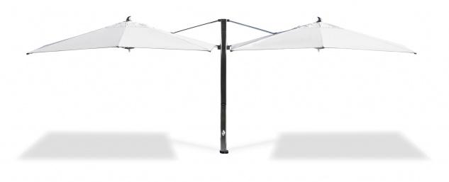 Sonnenschirm Ocean Master Max Cantilever Dual rechteckig 240 × 365 cm von Tuuci