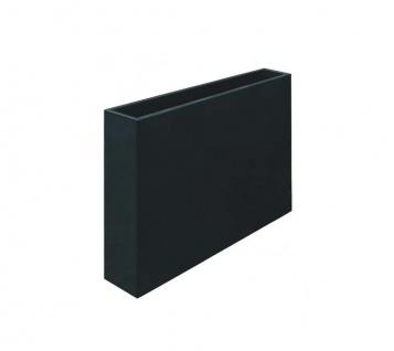 conmoto Flowerbox 3 Pflanzgefäß • Raumteiler Modul 122 × 25 cm