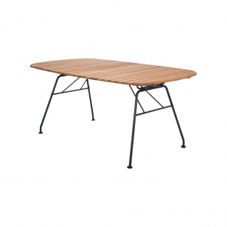 Houe Beam Esstisch 180 x 95 cm • Tischplatte aus Bambus