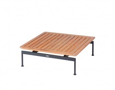 Barlow Tyrie Layout Loungetisch • Kaffeetisch 82 × 82 cm
