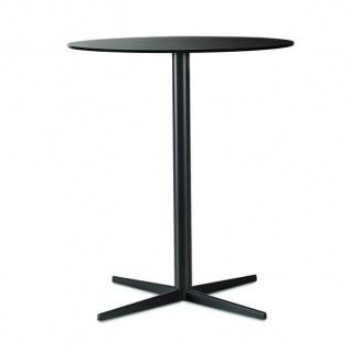 Lapalma Auki Gartentisch rund / Esstisch rund Ø 60 cm / weiß oder schwarz - Vorschau 1