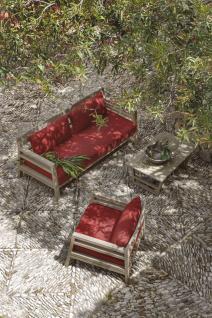 Ethimo Costes Lounge Sofa Mahagoni oder Teakholz - Vorschau 3