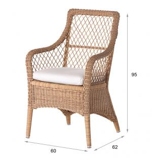Point Armlehnstuhl/Sessel Oasis - Vorschau 3