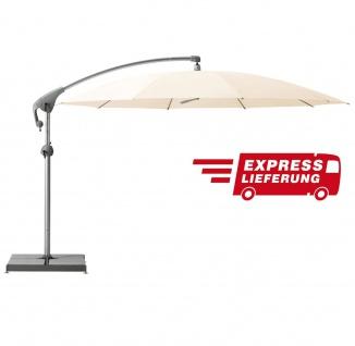 Sonnenschirm Pendalex P+ von Glatz Ø 325 cm - Express Lieferung