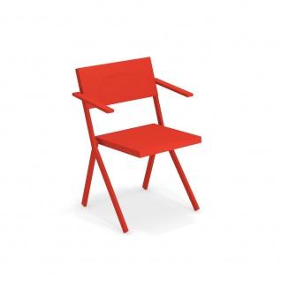 2 Stück • Emu Mia Gartenstühle • Armlehnstuhl