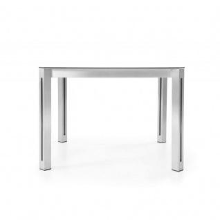 Todus Aria Esstisch quadratisch 100 × 100 cm, HPL