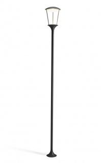 Ethimo Pharos LED-Laterne H 200 cm