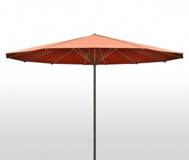 Sonnenschirm Schattello von May, rund 550 cm, ohne Volant