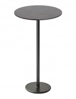 Cane-line Go Bartisch | Bistrotisch mit HPL Tischplatte Ø 70 cm