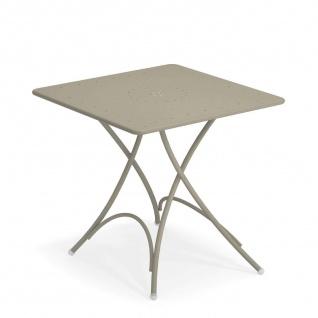 Emu Pigalle Gartentisch • Outdoor Klapptisch 76 cm • Stahl, beschichtet - Vorschau 3