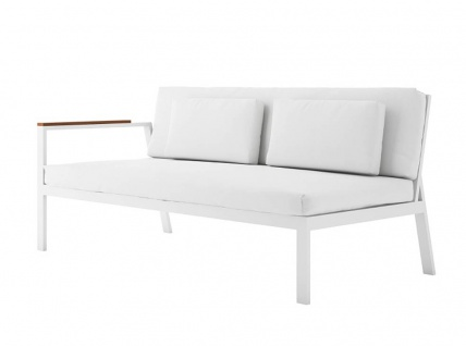 Timeless Loungesofa 1 • Gartensofa links 175 × 84 cm von GANDIA BLASCO