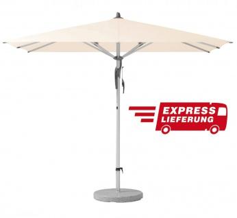 Sonnenschirm Fortero 350 x 350 cm von Glatz - Express Lieferung