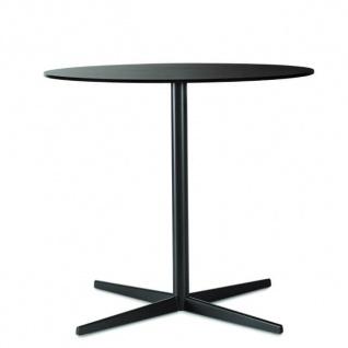 Lapalma Auki Gartentisch rund / Esstisch rund Ø 80 cm / weiß oder schwarz