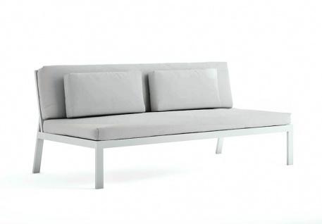 Timeless Loungesofa 4 • Gartensofa 170 × 84 cm von GANDIA BLASCO