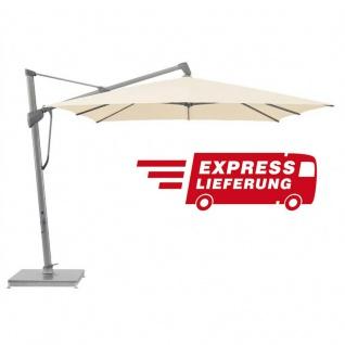 Sonnenschirm Sombrano S+ 350 x 350 cm von Glatz - Express Lieferung