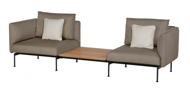 Barlow Tyrie Layout Lounge Companion Set • Loungemodule - Vorschau 2