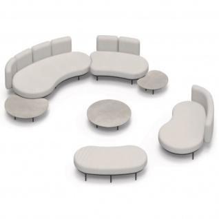 Royal Botania Lounge Organix Set 04 inkl. Kissenset Kategorie B