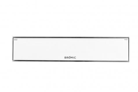 Bromic • Smart Heat Platinum SII • Electric 3400W Weiß