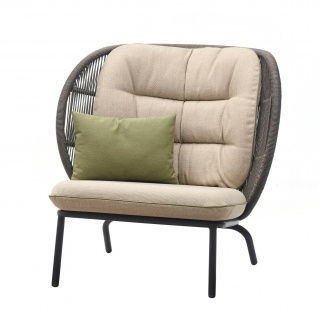 Vincent Sheppard Kodo Cocoon Gartensessel • Outdoor Loungesessel 100 cm