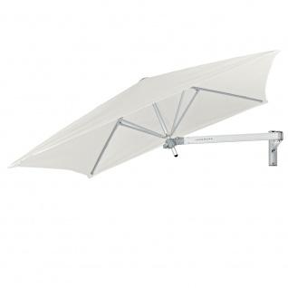 Sonnenschirm Paraflex Wallflex 190 cm, quadratisch von Umbrosa