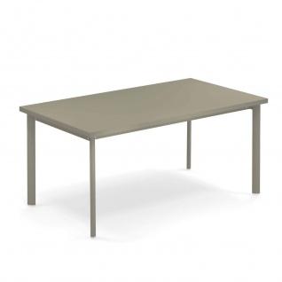 Emu Star Gartentisch • Outdoor Esstisch 160 cm • Stahl, beschichtet