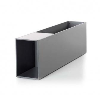 conmoto Ticino 9 Pflanzgefäß • Kastenmodul 150 × 30 cm