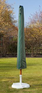 Sonnenschirmhaube Premium Cover mit einem Reißverschluss bis Ø 400 × Länge 220 cm