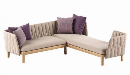 Royal Botania Calypso Lounge Set 01