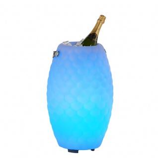 The Joouly® LTD 3in1 - Outdoor-Leuchte, Bluetooth-Lautsprecher & Wine Cooler in einem, Größe 'M' 50 cm, Ø 31/15 cm