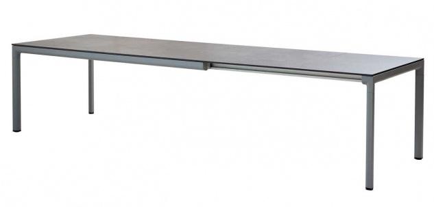 Cane-line Drop Gartentisch ausziehbar | Esstisch 200-320 cm
