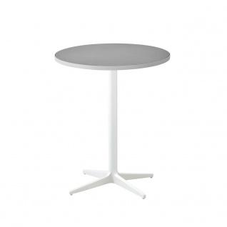Cane-line Drop Gartentisch mit Aluminium-/Keramikplatte | Bistrotisch Ø 60 cm - Vorschau 2