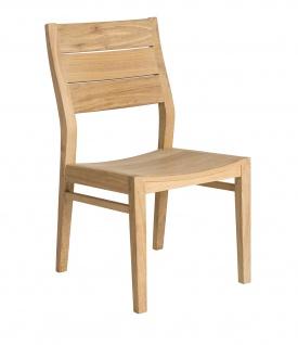 Alexander Rose Roble Stuhl mit hoher Rückenlehne