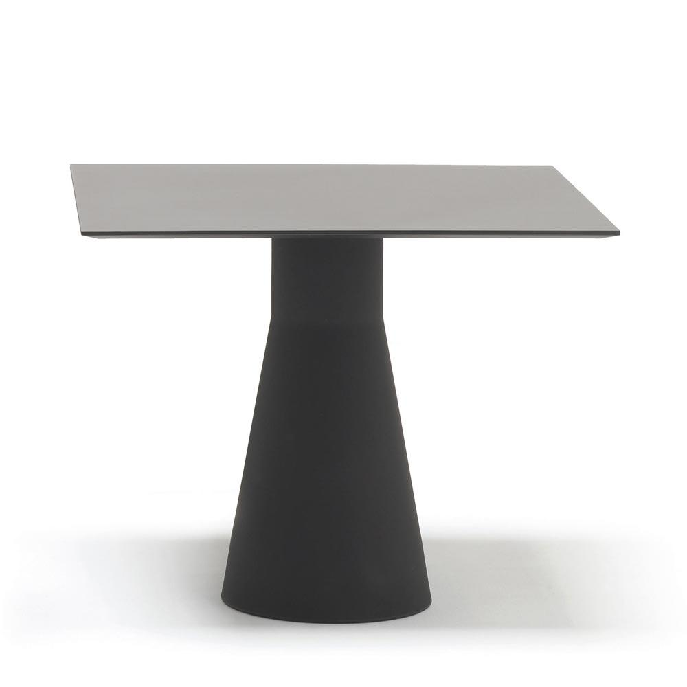 Andreu World Reverse Outdoor Gartentisch Mit Keramik Tischplatte