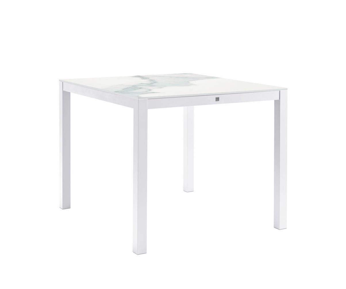 Sifas Kwadra Esstisch Inkl Keramik Tischplatte 100 Cm Kaufen Bei