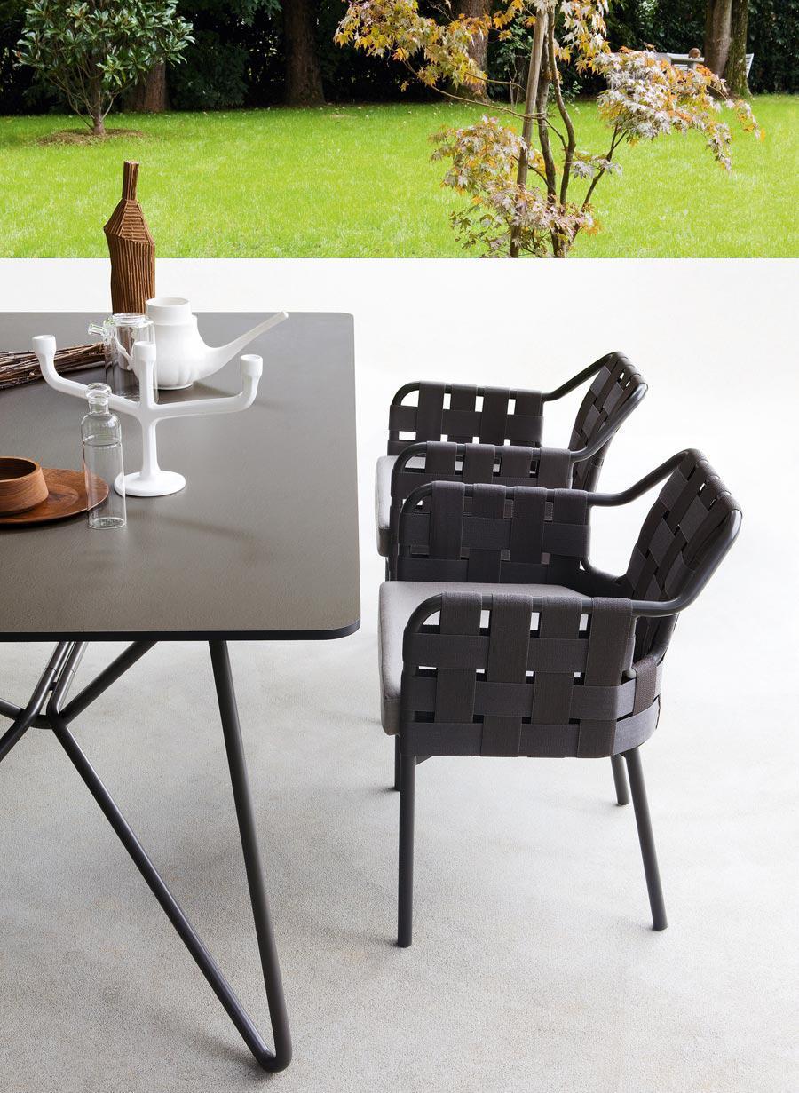 Varaschin Obi Gartenstuhl 55 cm - Kaufen bei Villa Schmidt GmbH