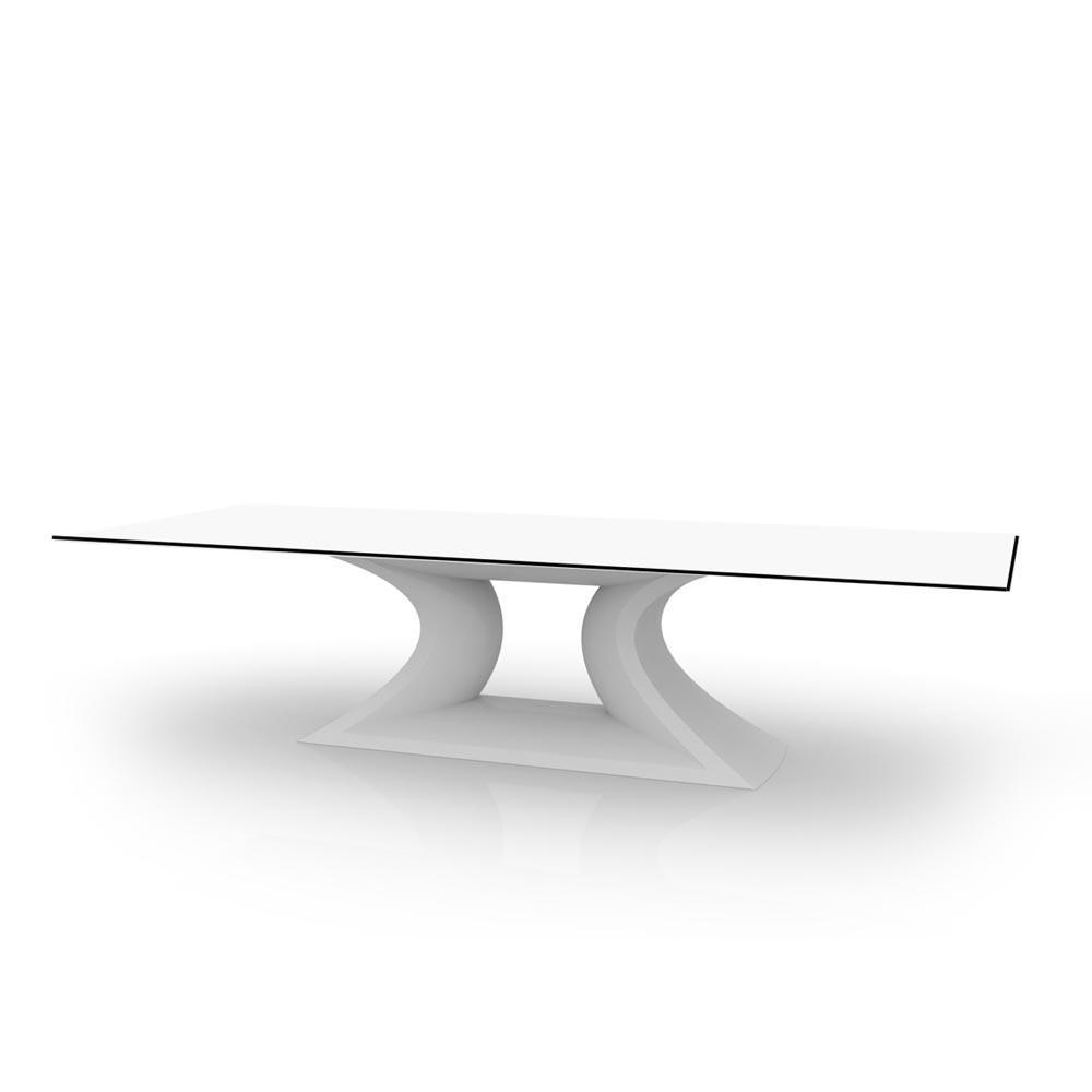 Vondom Rest Gartentisch XL mit HPL Tischplatte 300 × 120 cm - Kaufen ...