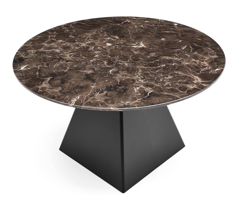 Varaschin Tower Gartentisch Gestell 65 65 Cm Marmor Tischplatte O