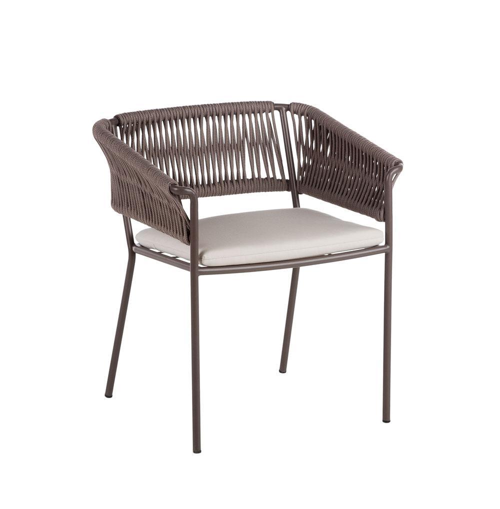 Point Weave Outdoor Armlehnstuhl 63 cm - Kaufen bei Villa Schmidt GmbH