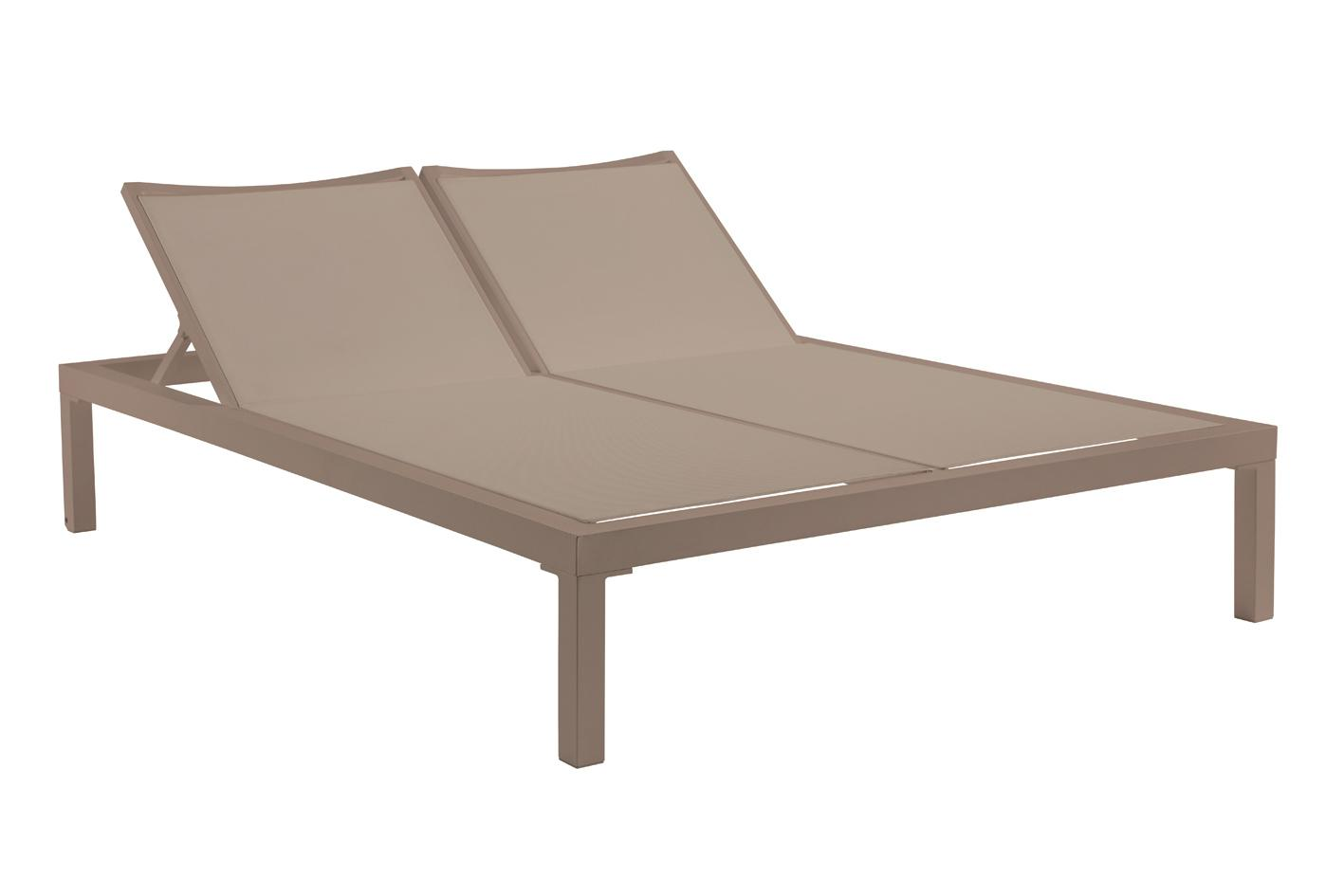 sifas outdoor furniture. Sifas Komfy Doppelliege / Sonnenliege Exkl. Outdoor Furniture
