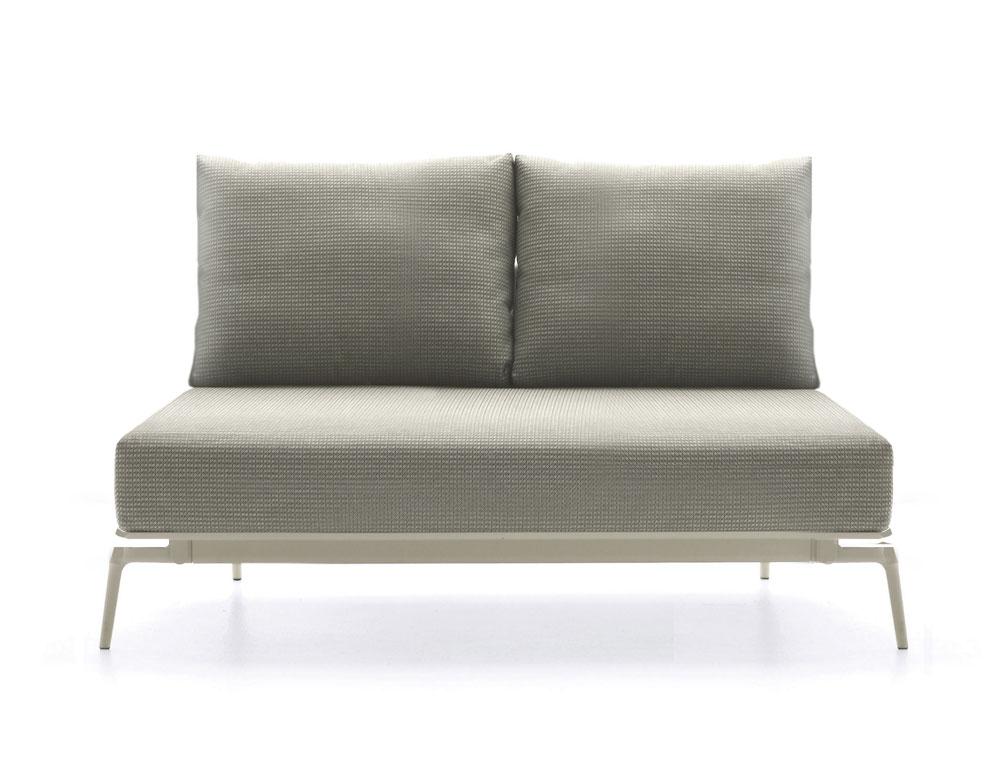 fast aikana 2 sitzer sofa ohne armlehnen kaufen bei. Black Bedroom Furniture Sets. Home Design Ideas