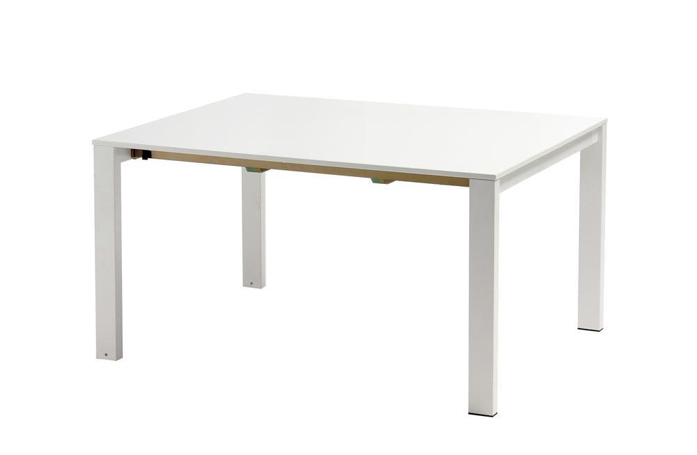 Emu Round Gartentisch mit Stahlgestell und Metall Tischplatte ...