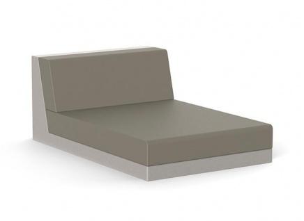 Vondom Pixel Loungemodul Chaiselongue | 100 × 151 cm