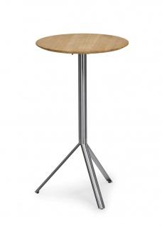 Weishäupl Trio Stehtisch / Gartentisch, klappbar (verschiedene Tischplatten)