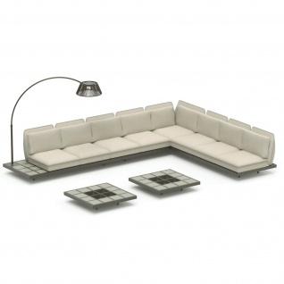 Royal Botania Lounge Set Mozaix 02 Aluminium inkl. Kissenset Kategorie B