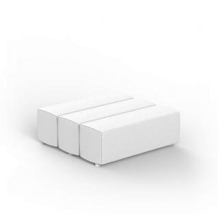 Vondom Tablet Loungehocker M • Gartenhocker 104 × 103 cm