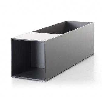 conmoto Ticino 8 Pflanzgefäß • Kastenmodul 150 × 45 cm
