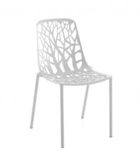 Fast Forest Stuhl ohne Armlehnen, stapelbar