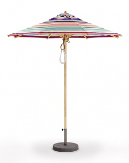 Sonnenschirm Klassiker von Weishäupl rund 210 cm