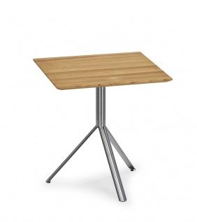 Weishäupl Trio Bistrotisch / Gartentisch, klappbar (verschiedene Tischplatten)