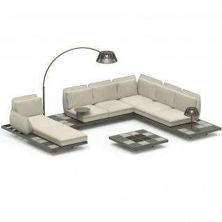 Royal Botania Lounge Set Mozaix 05 Aluminium inkl. Kissenset Kategorie B